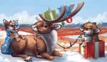 Creature Collection: Caribou