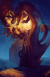 Twisted Firestarter by ALRadeck