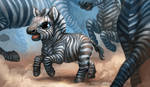 Creature Collection: Zebra