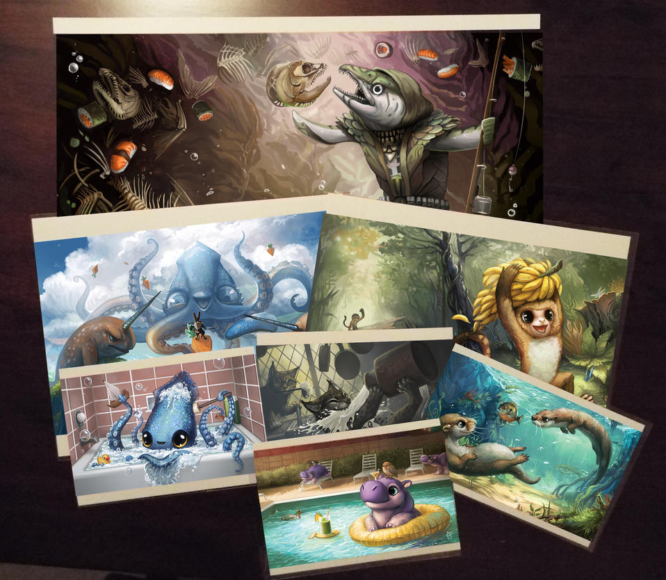 8.5 and 5x7 prints available! Getting rid of 2015 by ALRadeck