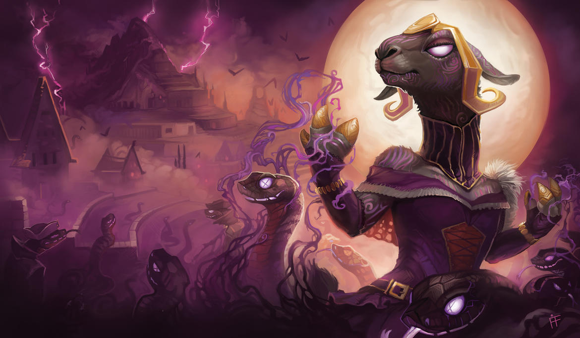 Eldritch moon parody by alradeck on deviantart - Eldritch wallpaper ...