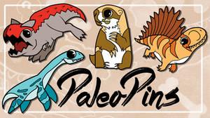 PaleoPins V2 Kickstarter now Live!