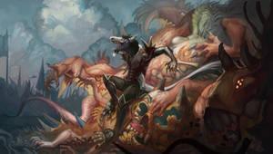 Rebellious Swarm by ALRadeck