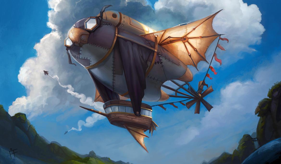The Flight Stuff by ALRadeck