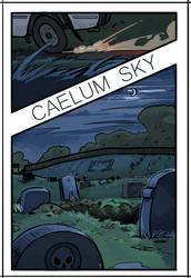 Caelum Sky: Page 1 by ALRadeck