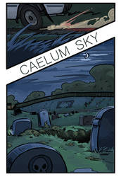 Caelum Sky: Page 1