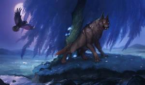 Megan Linscott Werewolf Token