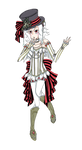 Gift for Rann: Circus Odette by Torikii