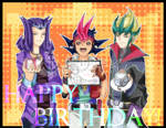 YGO: Happy Birthday Tami!