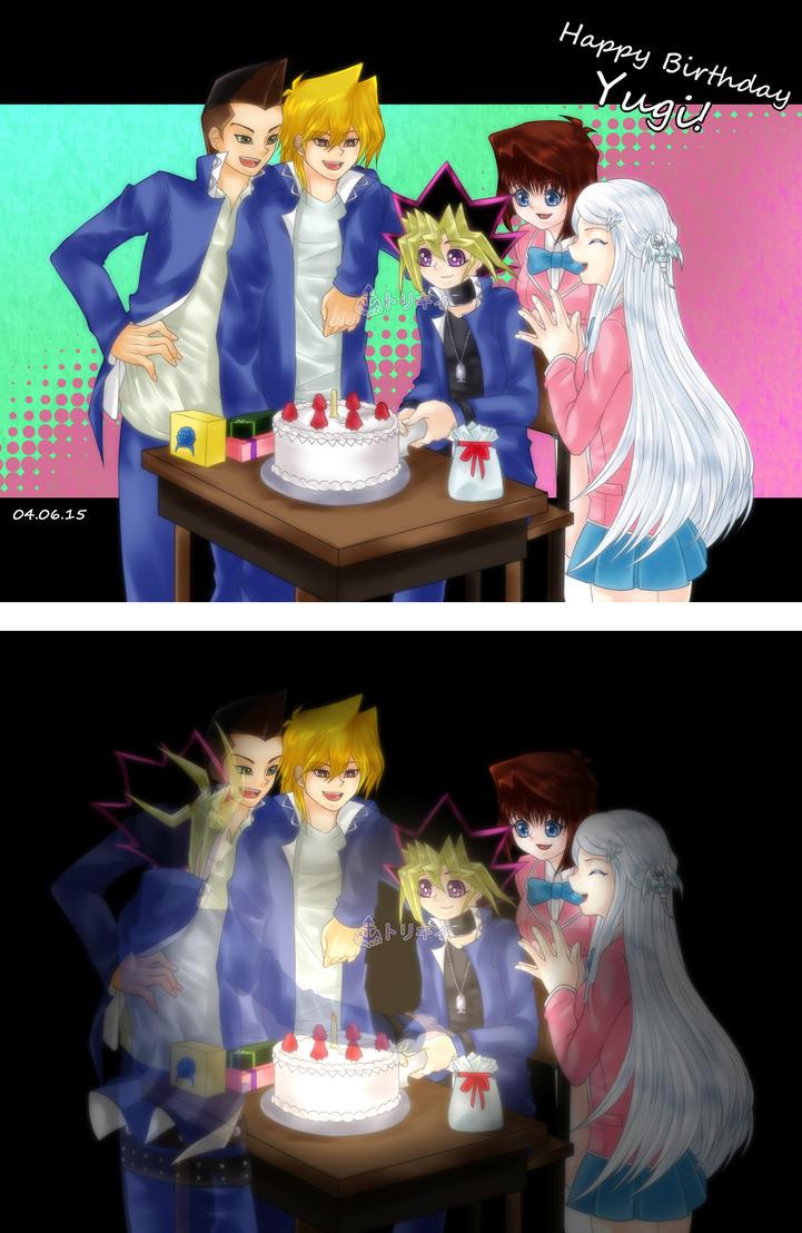 YGO: Happy Birthday Yugi! by Torikii