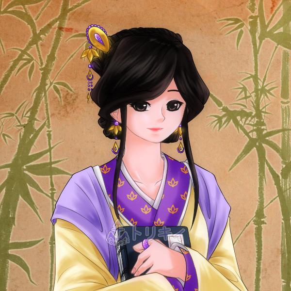 Around the Bamboos by Torikii