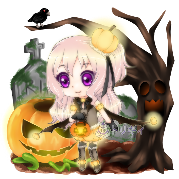 Contest Entry: Jack o Lantern by Torikii