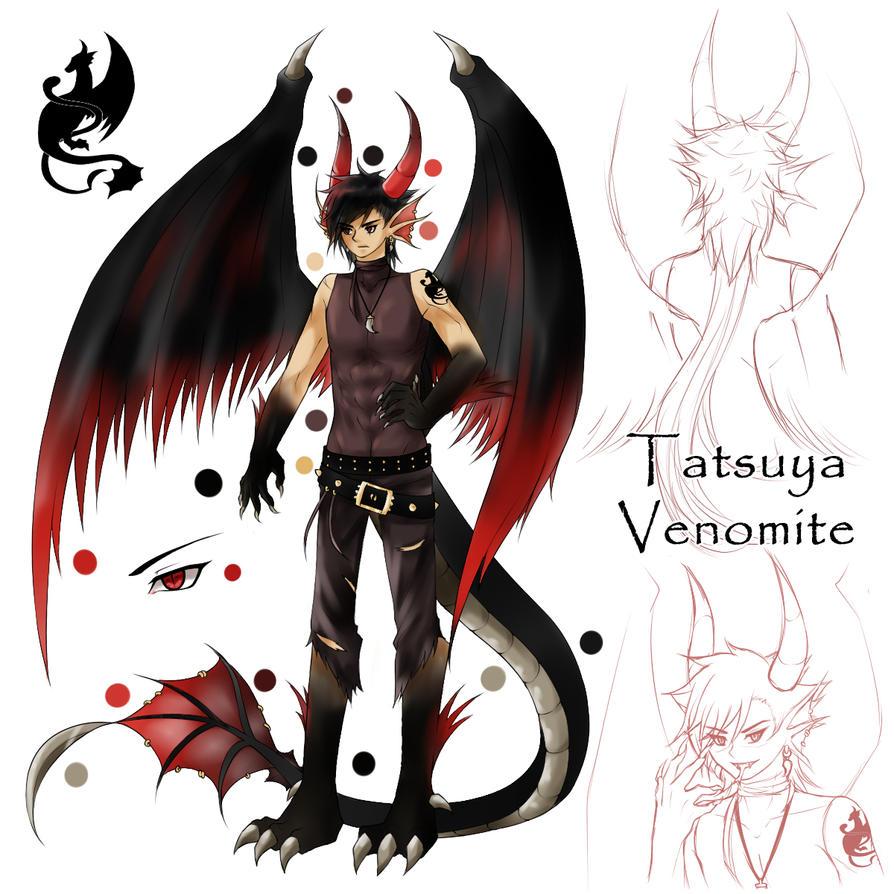 Original: Tatsuya Venomite by Torikii