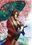 Commission 101: Okita Souji