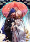 Commission 104: Susabi and Inari