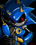 +METAL SONIC+ the madness