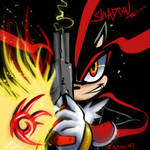 SHADOW THE HEDGEHOOOG whoo