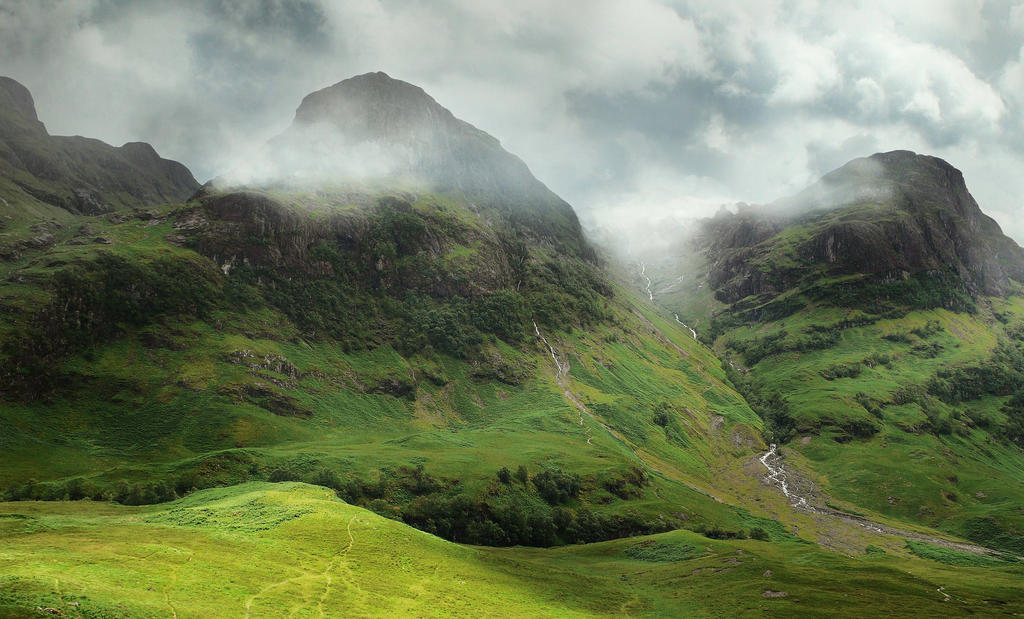 Scotland Glencoe Max Deviantart