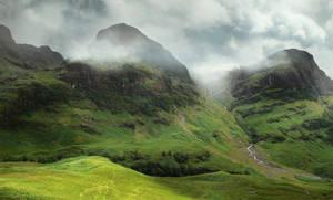 scotland glencoe by max702