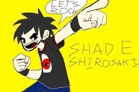 Re-Shade Shirosaki by Quadred