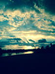 Breathtaking View of Sky by iheartLink33