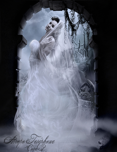 The Ghost Bride. by AtropoTesiphone