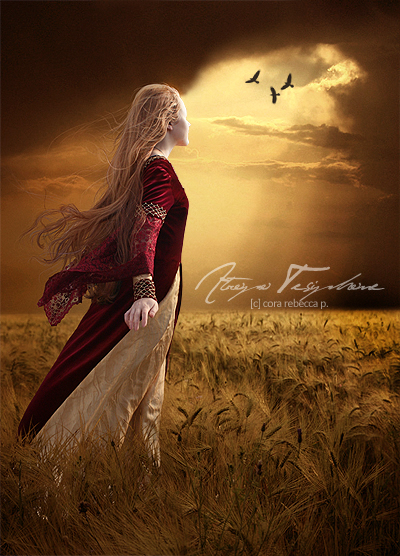 Like a Bird. by AtropoTesiphone