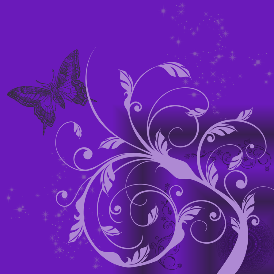 Abstract In Purple By Jbjdesigns On DeviantArt