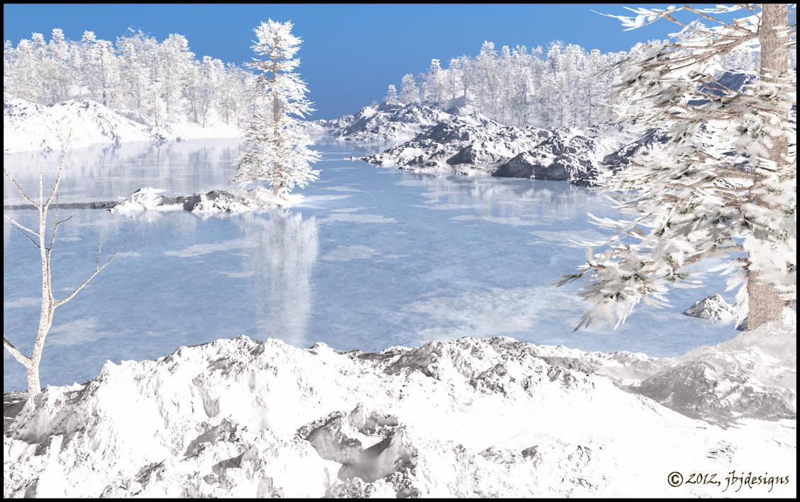 Winter White by jbjdesigns