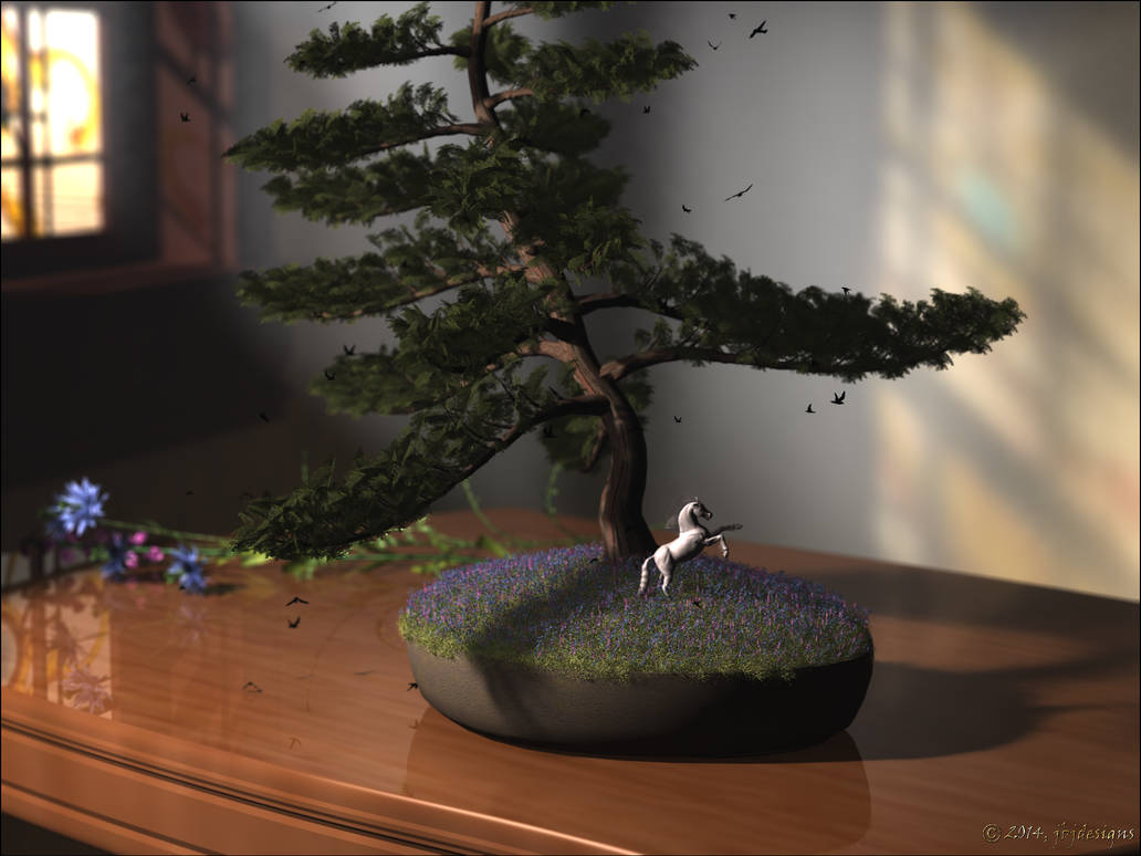 Life in Miniature by jbjdesigns