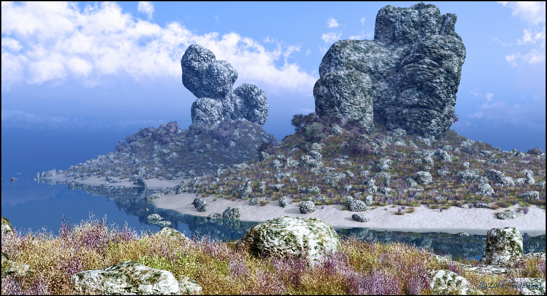 Old Rocks by jbjdesigns