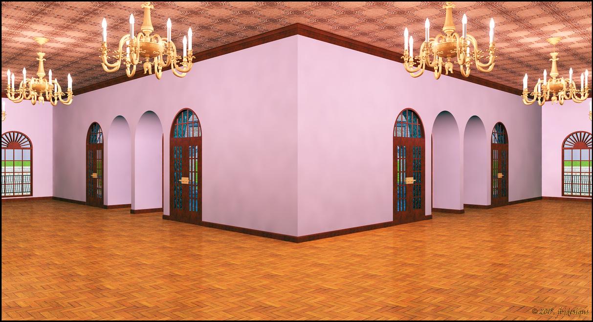 Pavilion, Interior by jbjdesigns