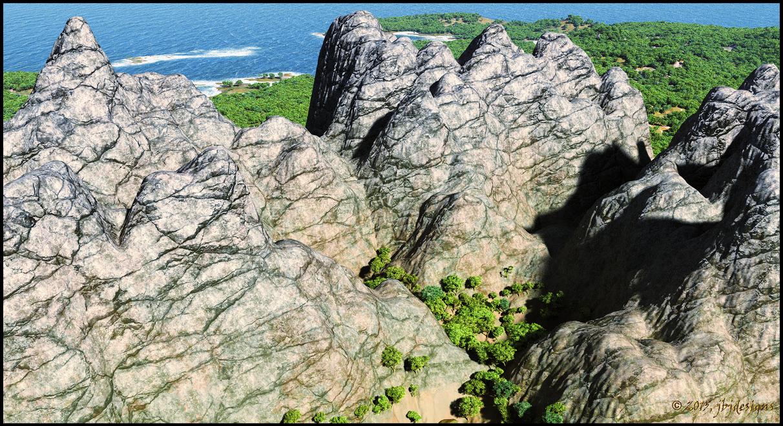 Castle Rock by jbjdesigns
