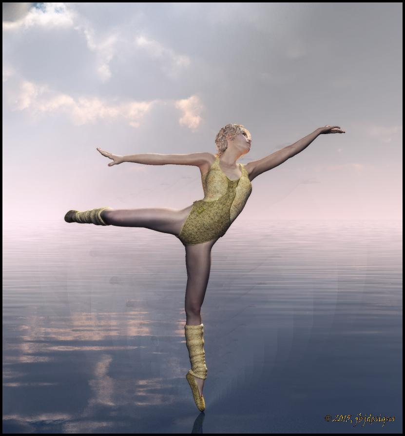 Dancer Dreams by jbjdesigns