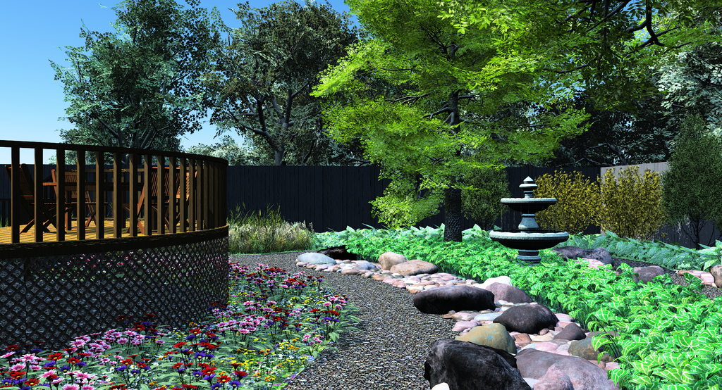 Garden Design 1b by jbjdesigns