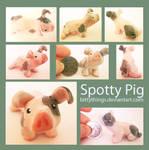 Spotty Pig - Gift