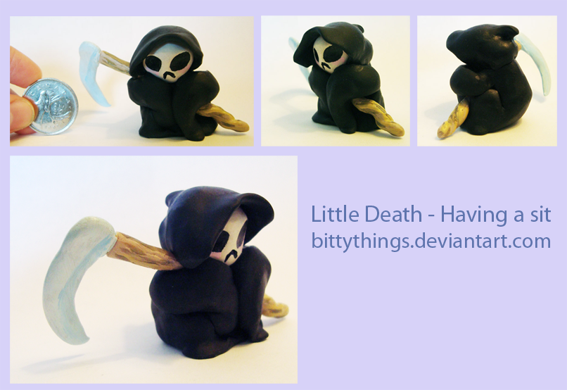 Little Death 05 - Having a Sit by Bittythings