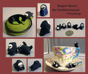 Reaper Beans for theWormwood - GIFT by Bittythings