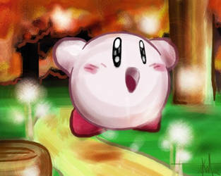 Kirby by ereptor