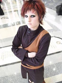 Gaara cosplay - megacon2007