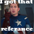 Steve got that referance- Captain America