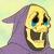 Skeletor Sad