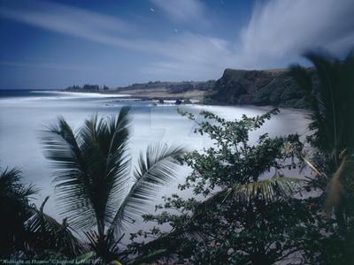 Midnight at Hamoa by mauitales