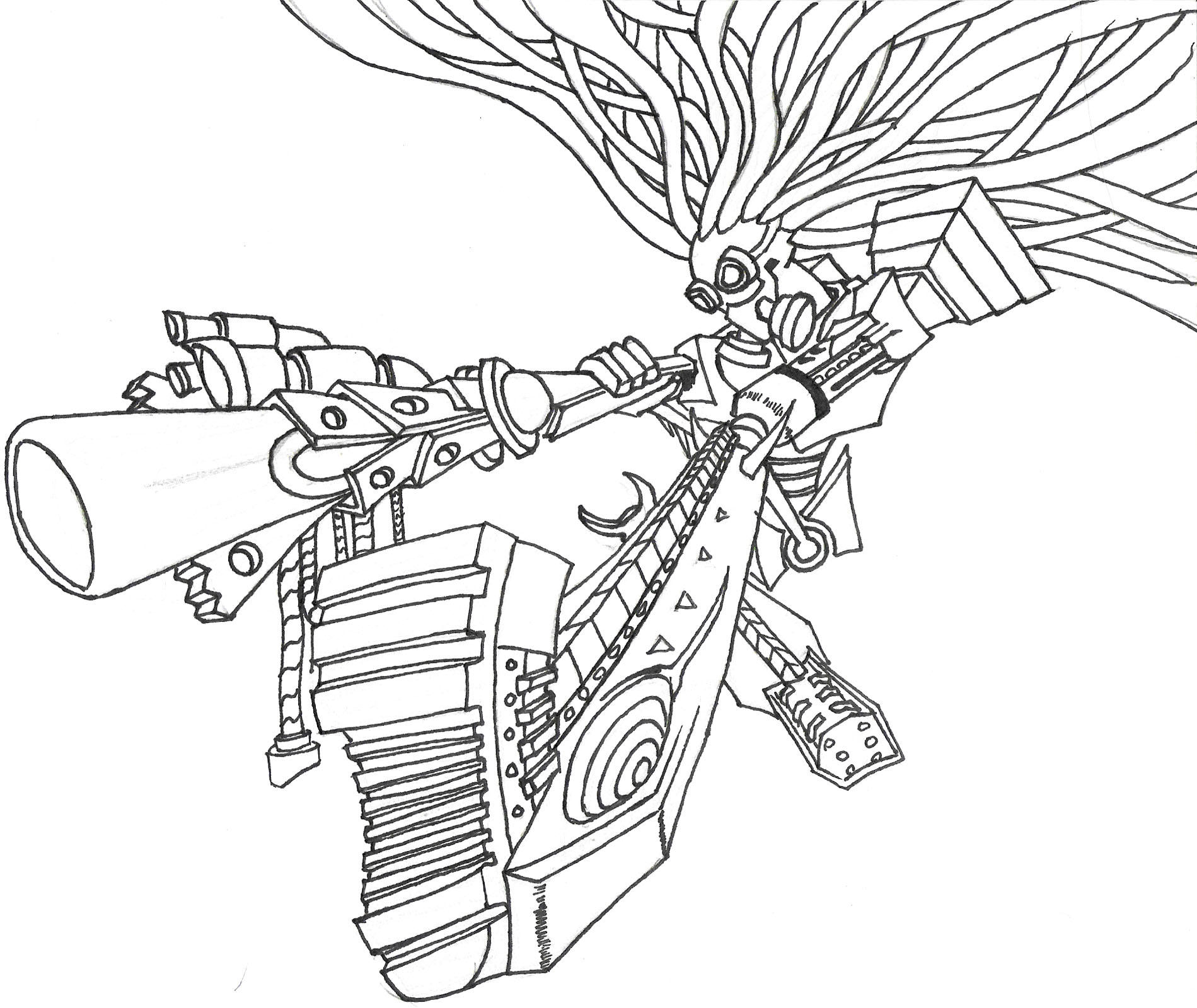 robo sniper by Veles-Einherjar
