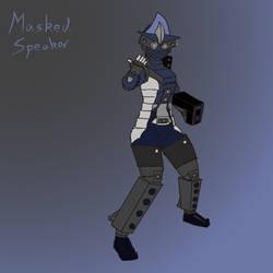 Masked Speaker