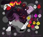 Mostly Ghostly Flufferbun OTA Adopt CLOSED