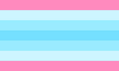 Trans Man / Transmasculine (1) by Pride-Flags