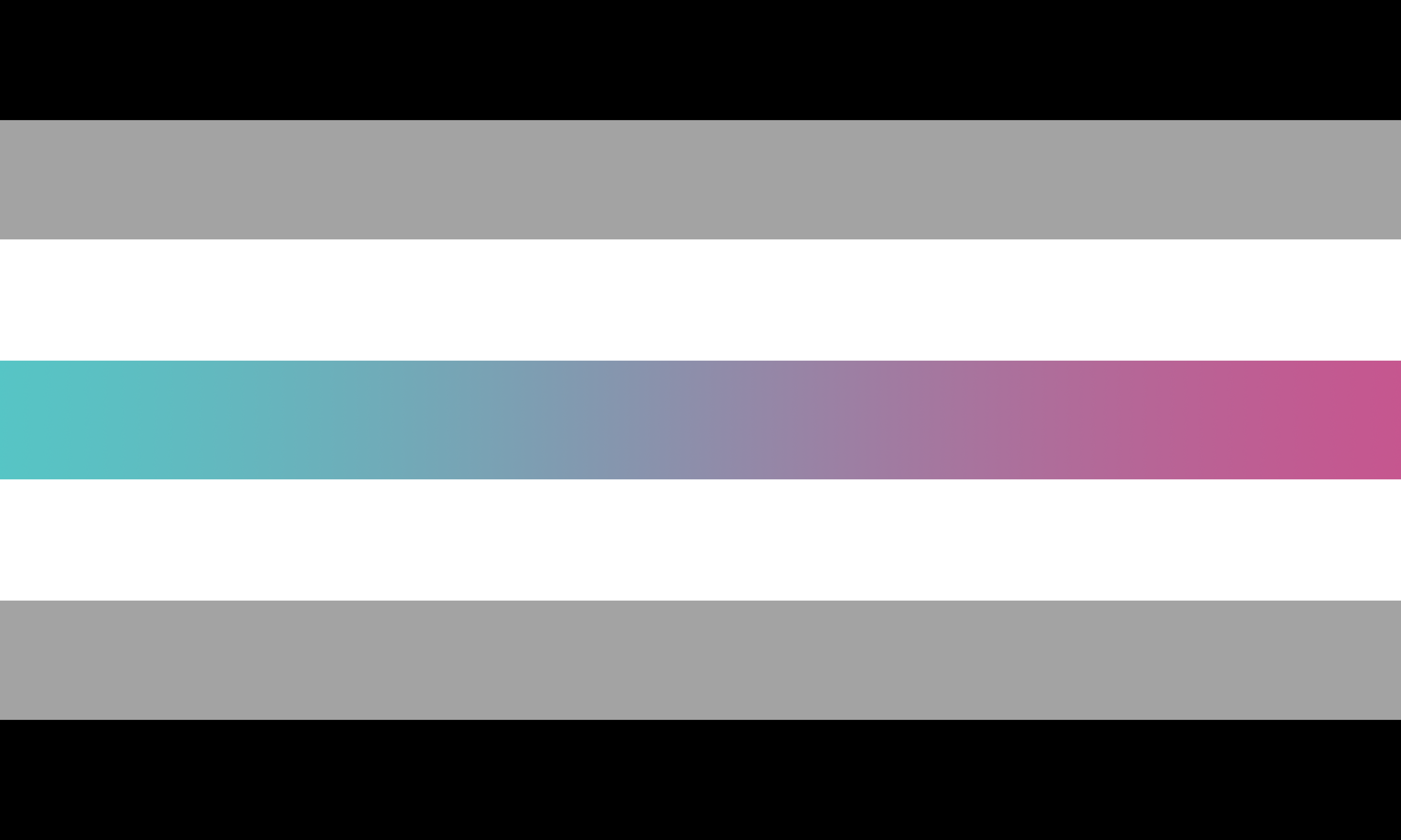 Androsexual pride flag