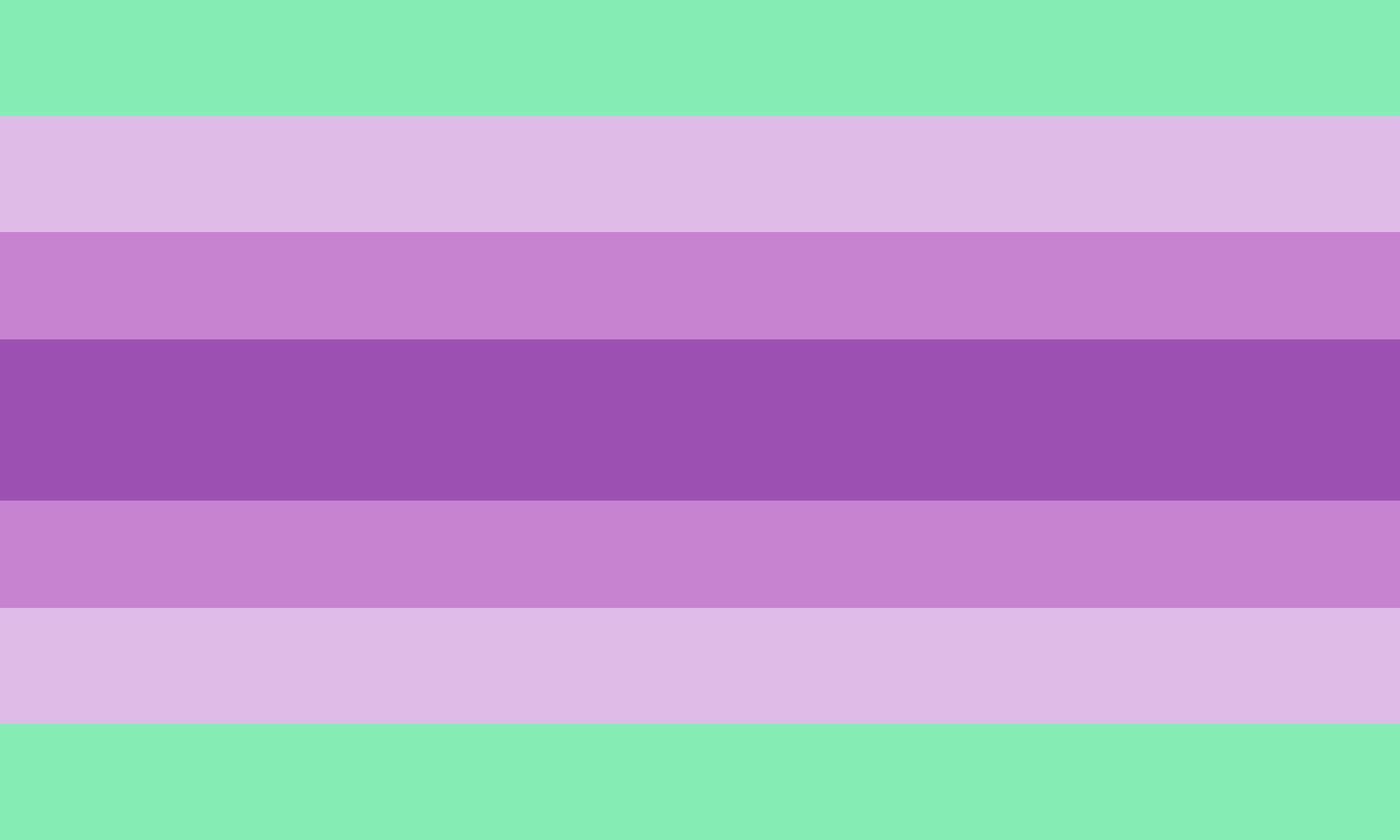 Femgender / Femmegender / Fegender (1)