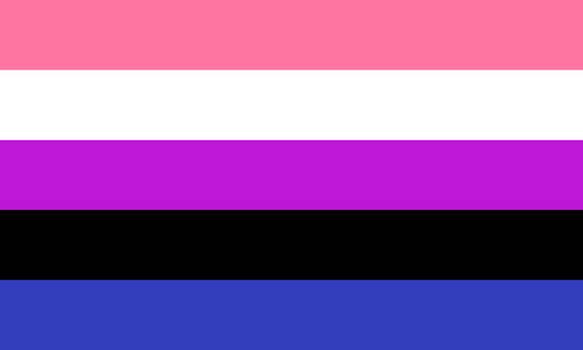 Genderfluid / Genderflexible (1)